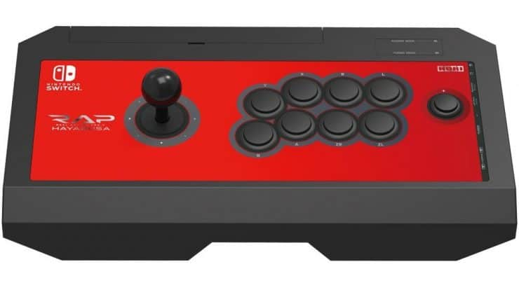 HORI RAP V switch