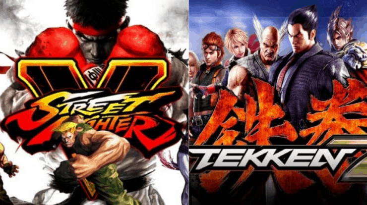 Which is Harder Tekken or Street Fighter